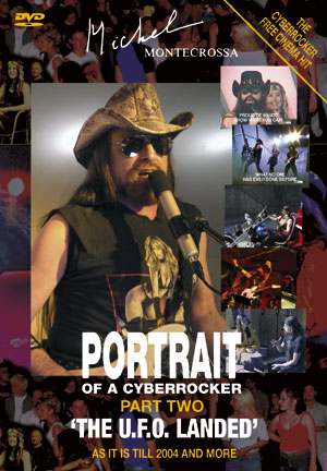 Portrait of a Cyberrocker, Part Two